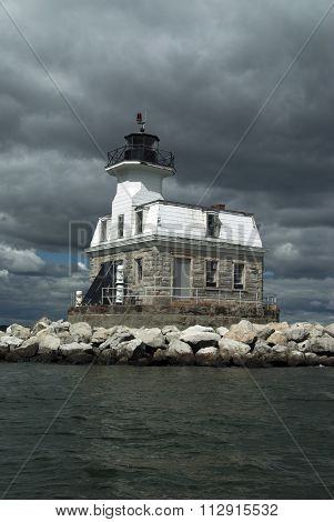 Haunted Old Stone Lighthouse