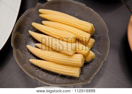 Mini Corn Ears