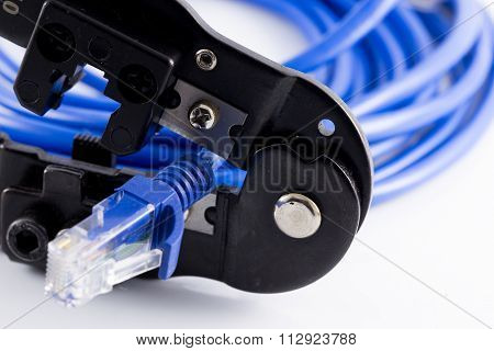Utp Cable And Rj45