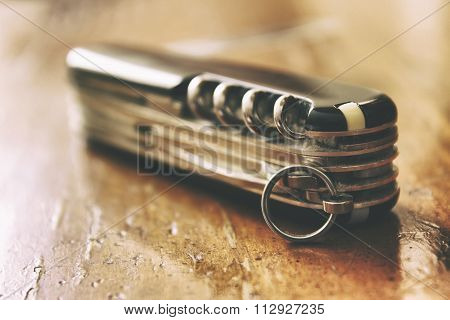 Swiss Style Knife