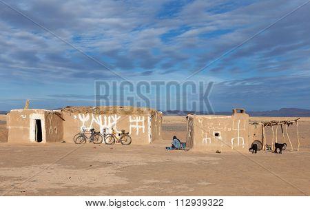 Berber House, Morocco