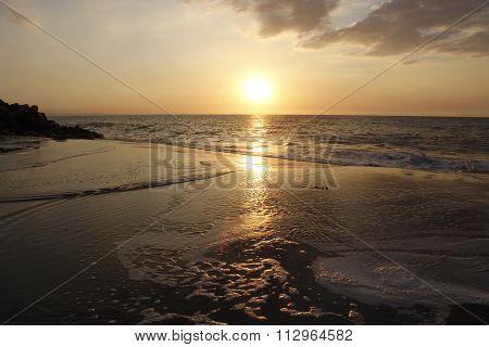 Golden Shoreline