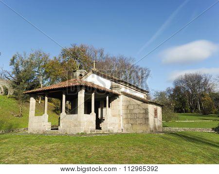 Chapel of Santa Cruz, Guimaraes - Portugal