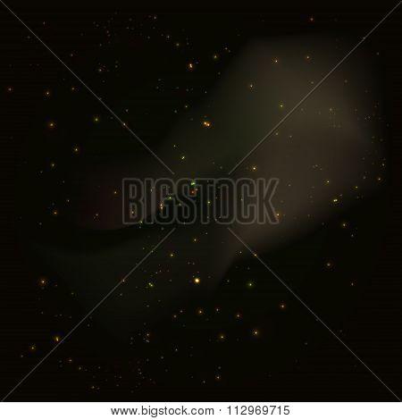 Universe stars  nebula