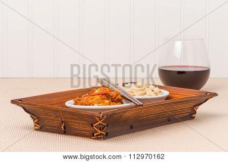 Oriental Spicy Chicken