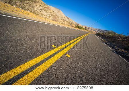 Desert Highway Tilt