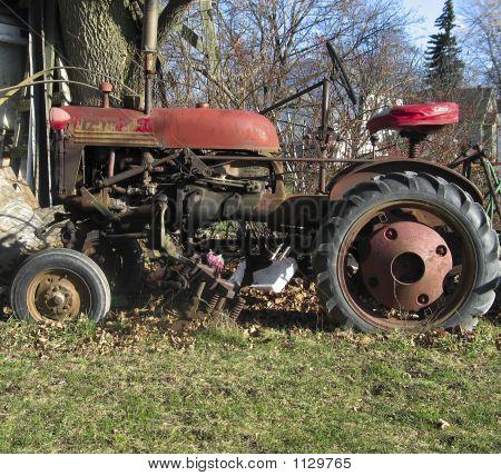 1947 Garden Tractor