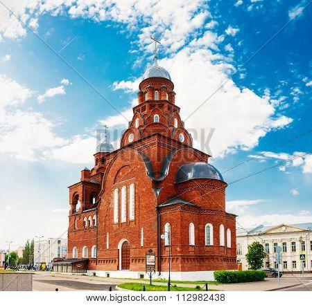 Trinity Church in Vladimir, Russia