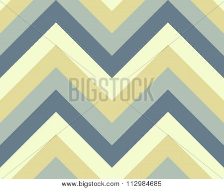 Seamless geometric strip pattern. Stripy texture. Zigzag line background. Diagonal strips. Soft gray