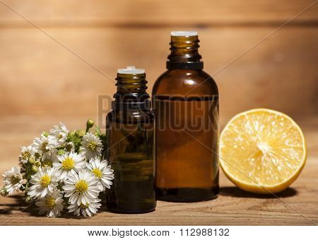 Lemon and Chamomile Essential Oil