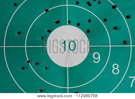 Overshoot Target