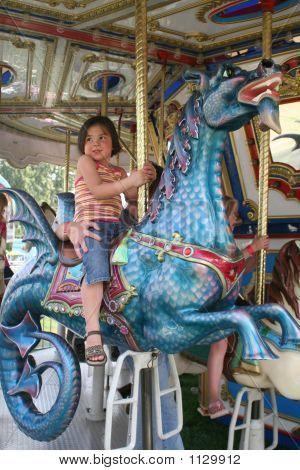 Sea Horse Carousel