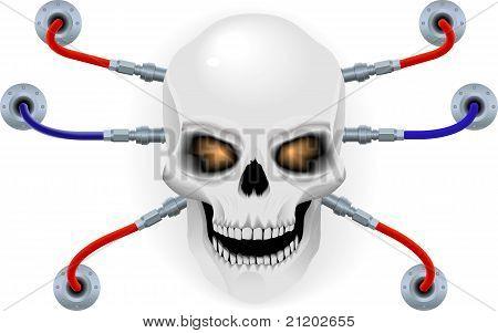 Skull The Biorobot