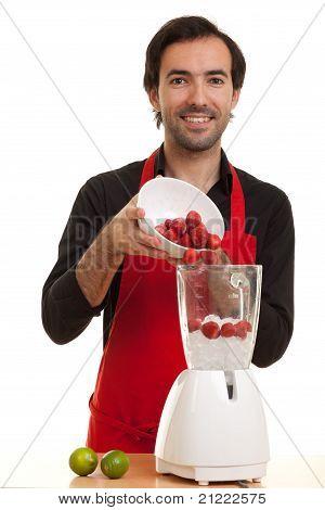 Chef Pour Blender