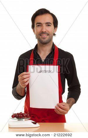 Chef Menu