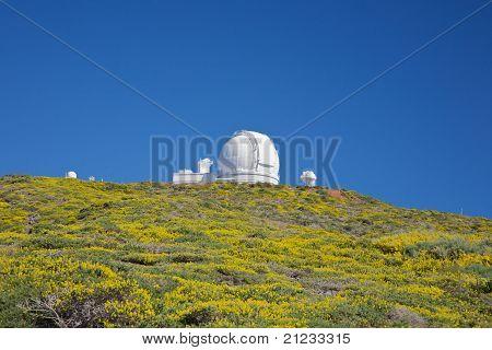 Roque De Los Muchachos Observatories