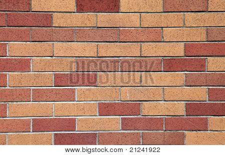 Parede de tijolo & padrões.