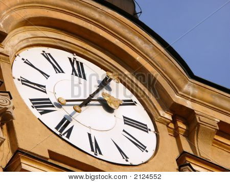 Church-Clock