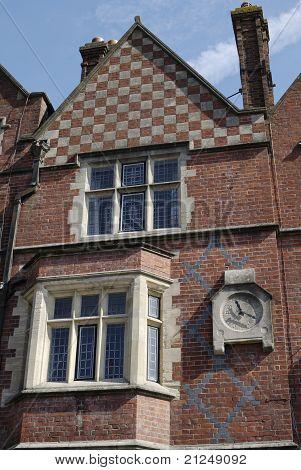 Antiguo edificio. Arundel. Sussex. REINO UNIDO
