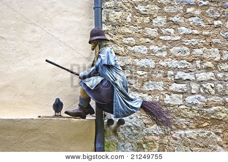 Old Medieval Witches And Issues Around Superstition