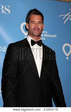 LAS VEGAS - JUNE 19:  Tuc Watkins in the Press Room of the  38th Daytime Emmy Awards at Hilton Hotel & Casino on June 19, 2010 in Las Vegas, NV.