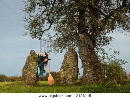 Hiding Behind Sacred Rocks