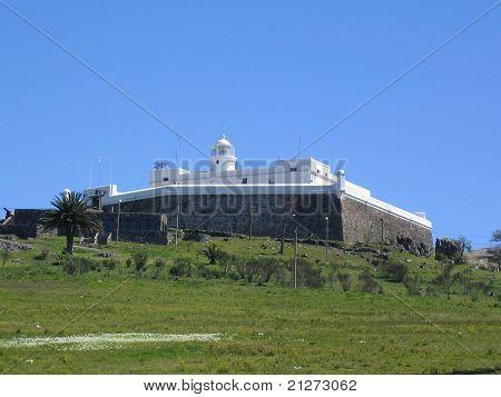 Cerro Montevideo - Artigas Fortress