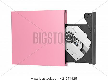 Portable Slim External Cd Dvd