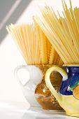 Spaghetti Still Life poster