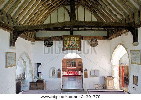 Inside St.Clements