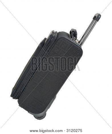Carry On Luggage Tilted Cutout