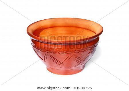 Getempert Clay-Bowl
