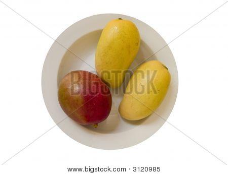 Fruit Mango Isolated