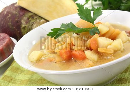 Swede Stew