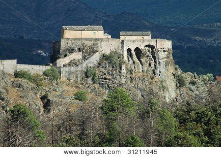 Corte Citadel, Corsica, France