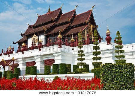 Thai architectural style