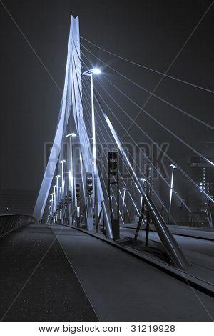 Erasmuns bridge Rotterdam