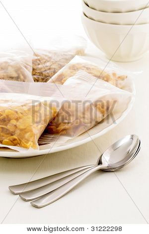 Delicious And Healthy Assorted Cereal