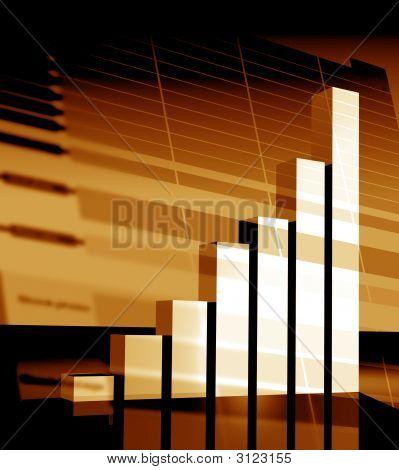 Business Statistics Graph