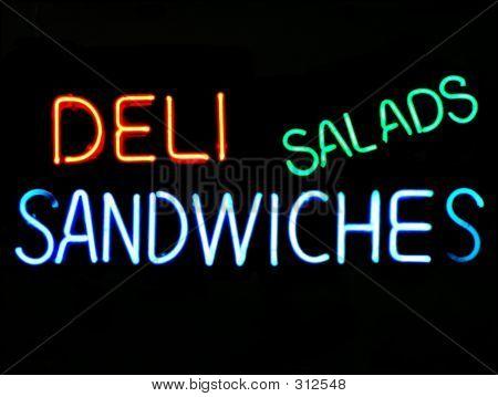 Deli Salads Sandwiches