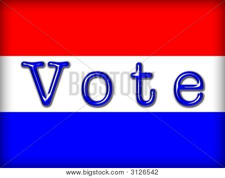 Vote Illustration