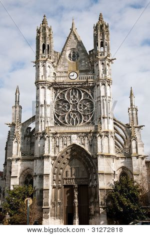 Collegiale Notre-Dame