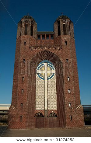 Crestovozdvijensky Sobor Kaliningrad Orthodox Church