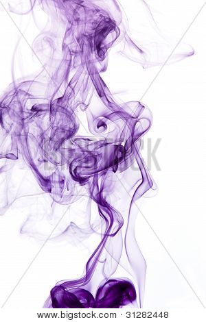 Purple Smoke Detail