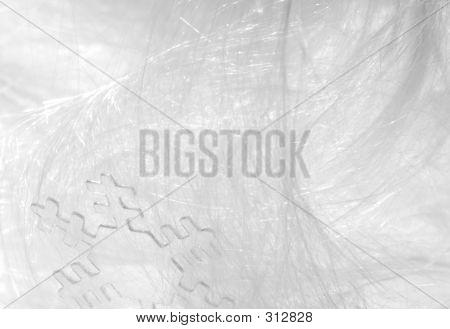 Snowflake & Angel Hair