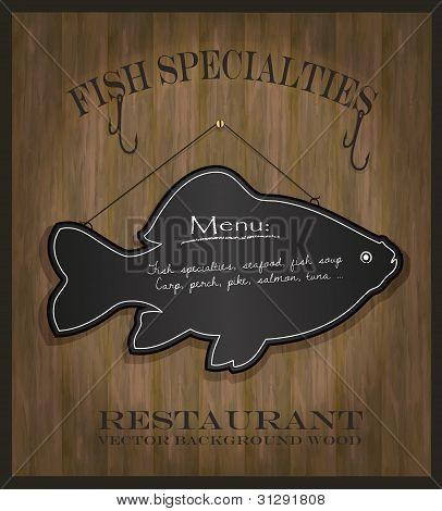 Blackboard Fish