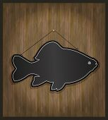 Blackboard Fish Raster