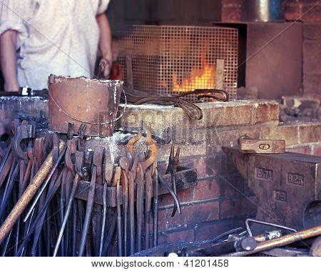 Blacksmith Metal Workshop