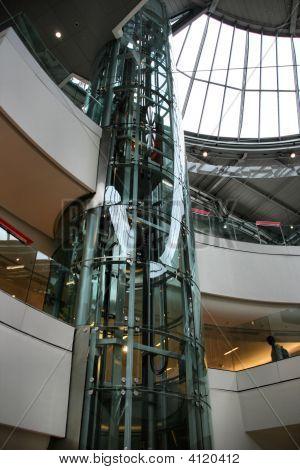 moderne Architektur interior
