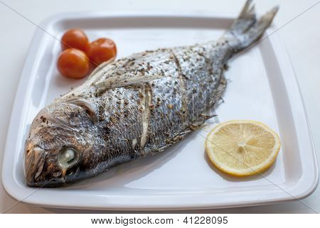 Cooked Fish